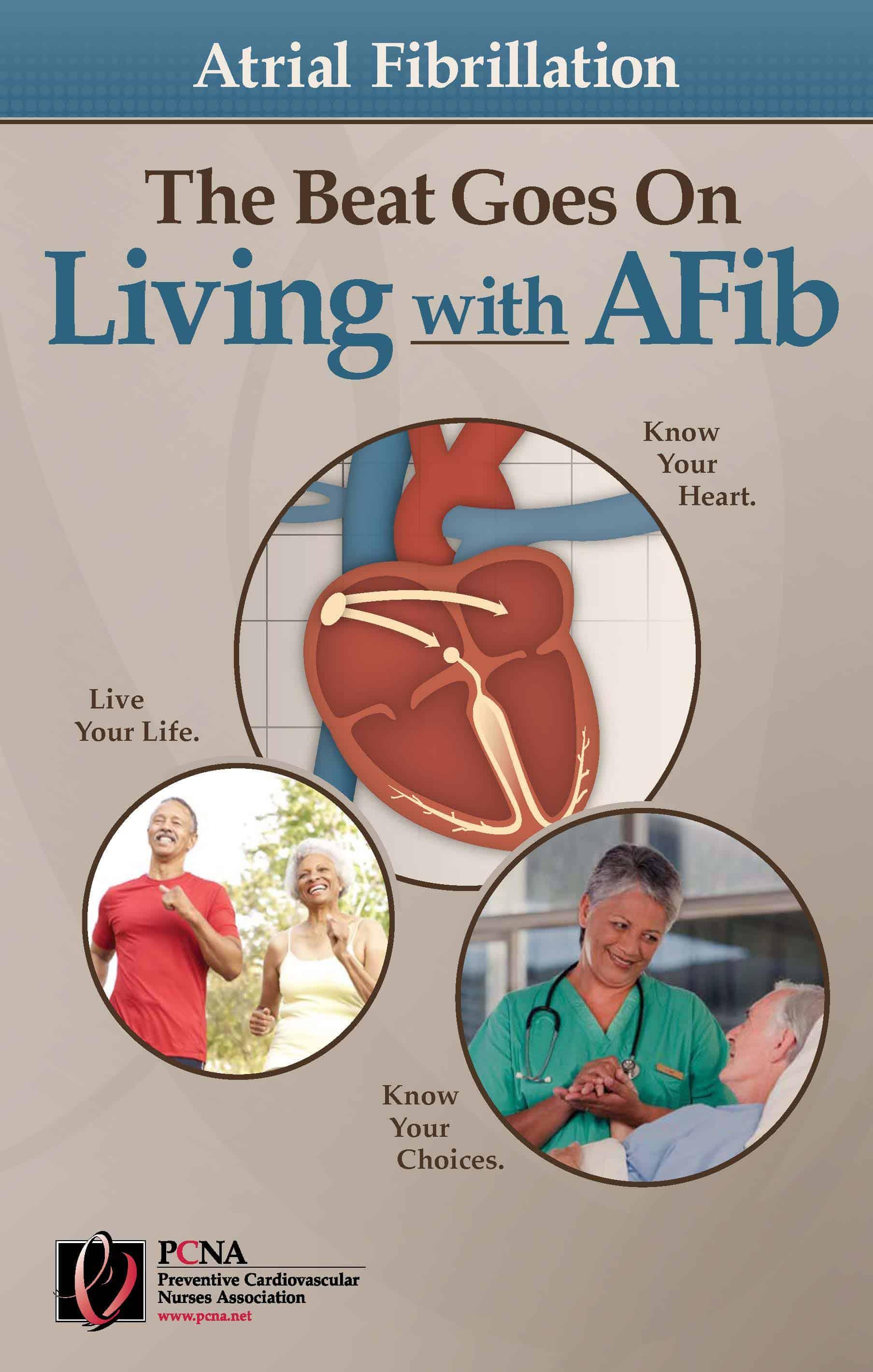 AFib Booklet Cover