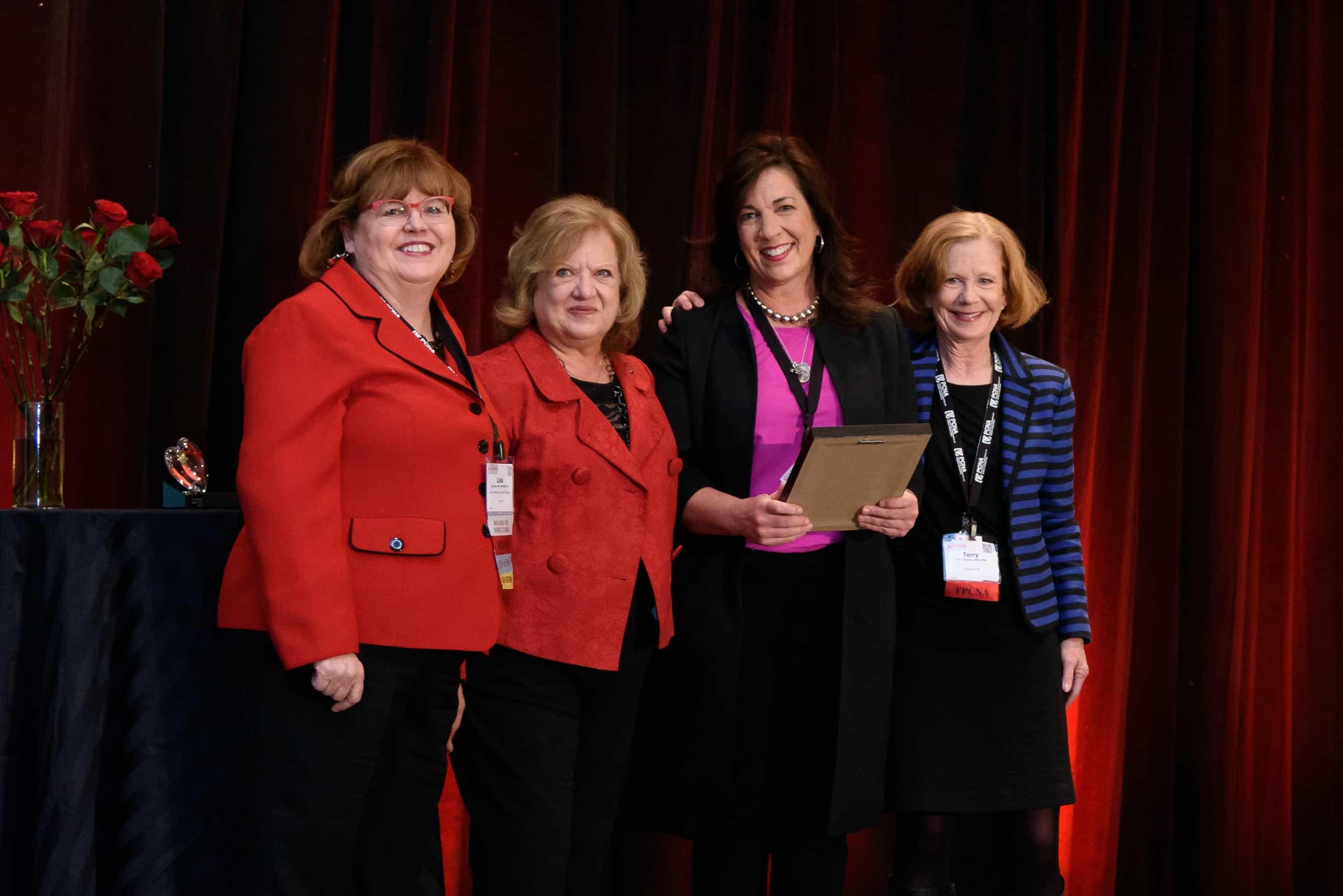 2018 Terry Thomas Award Jane Linderbaum