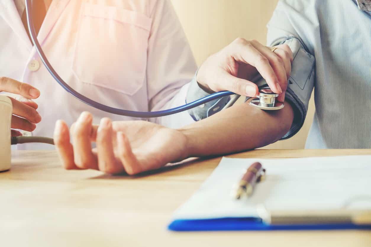 Blood Pressure Office Visit