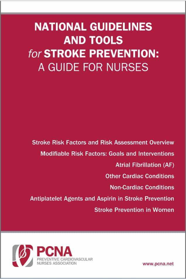 Stroke Pocket Guide Cover