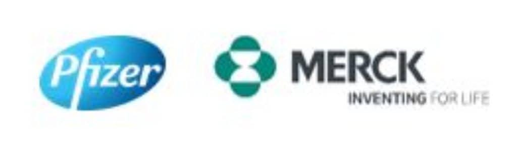 Pfizer-Merck Logo
